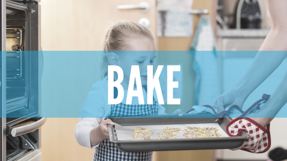 Bake - Family Snow Day Tips