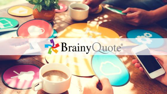 BrainyQuote - Nonprofit App