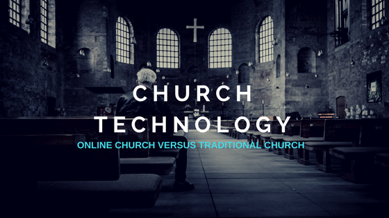 Will Online Church Replace Traditional Church Gatherings?