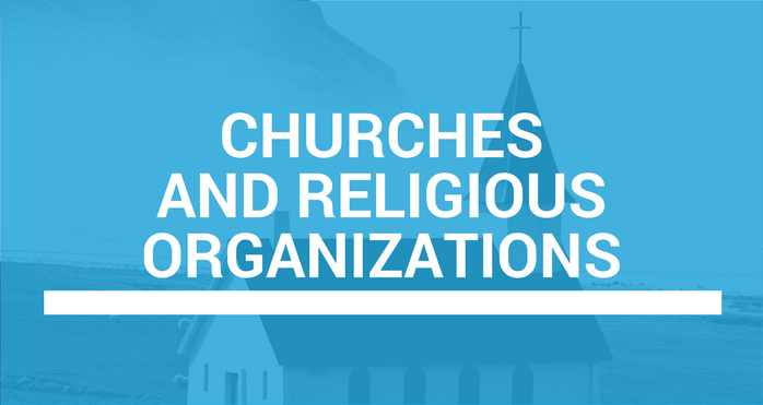 Churches & Religious Organizations - Press 1 Phone Call Campaigns