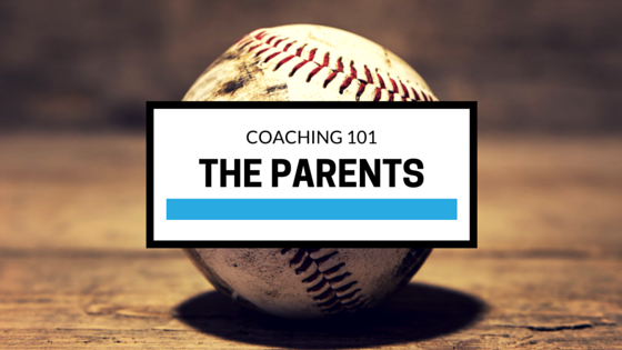 Coaching 101: Parent Tips