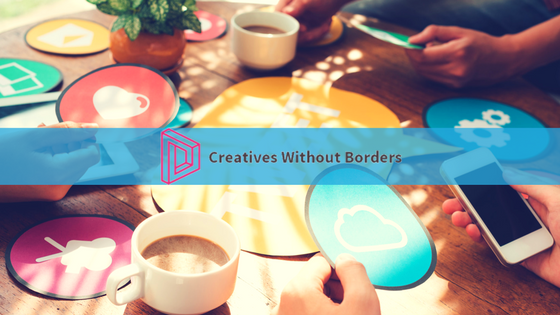 Creatives Without Borders - Nonprofit App