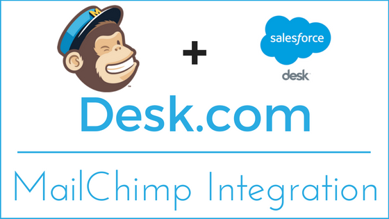 Desk.com - MailChimp Integration