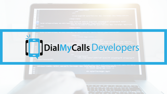 DialMyCalls Developers API
