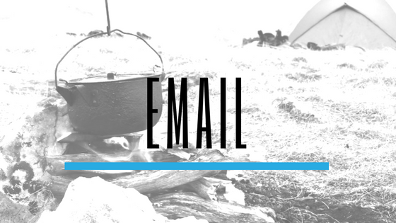 Email - Top Communication Apps for Scout Troops