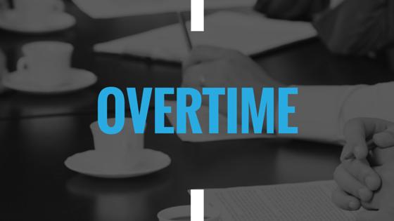 Employee Alerts Overtime