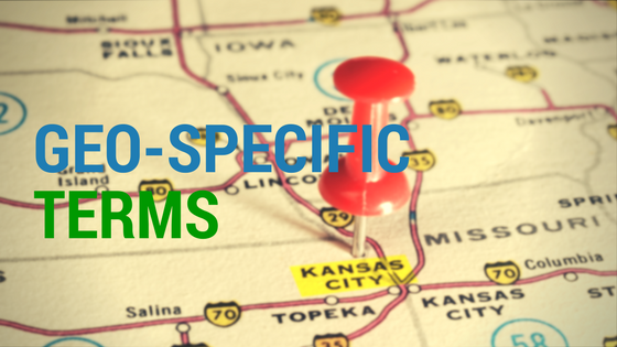 Geo-specific Terms - Local Marketing Advice
