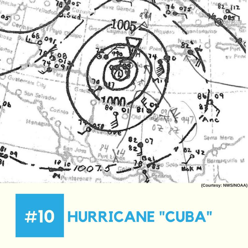 Hurricane Cuba (1924)
