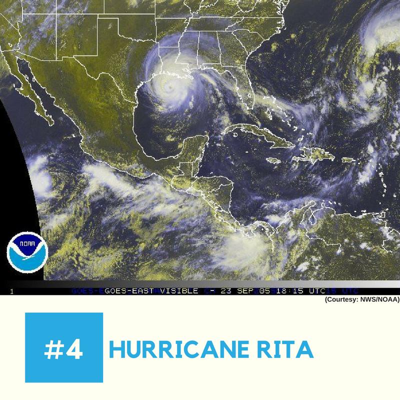 Hurricane Rita (2005)