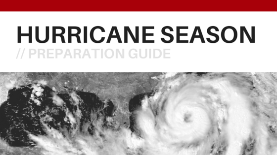 Hurricane Season Preparation Guide