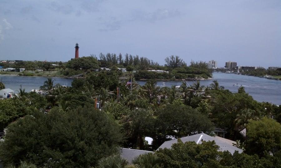 Live Jupiter Lighthouse Webcam
