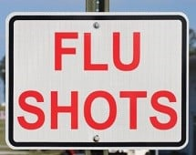 new york flu outbreak