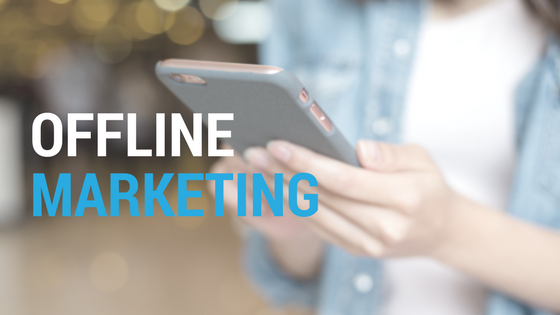 Offline Marketing - Local Marketing Advice