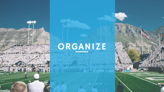 Organize - College Athletic Recruits