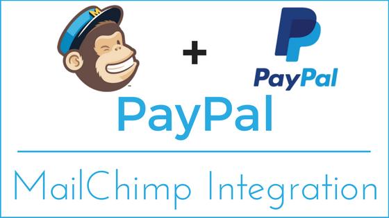 PayPal - MailChimp Integration