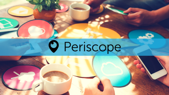 Periscope - Nonprofit App