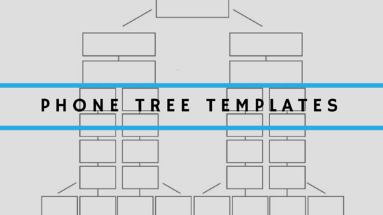 Phone Tree Templates