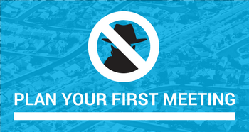 Plan First Meeting - Top 5 Neighborhood Crime Watch Tips