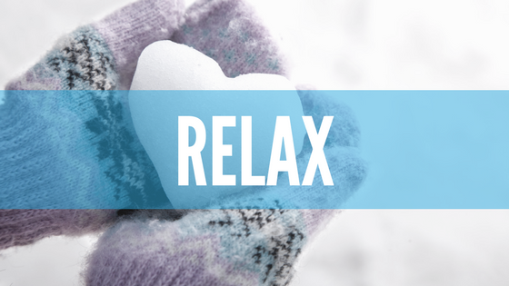 Relax - Family Snow Day Tips