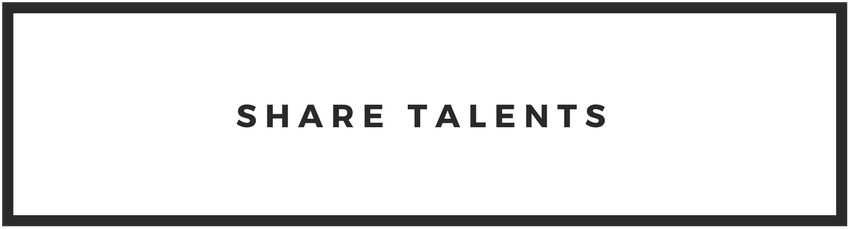 Share Talents - Church Community Engagement