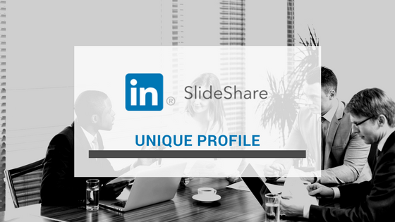 SlideShare Unique Profile