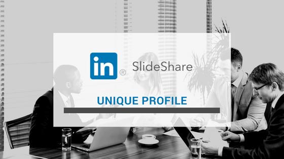 SlideShare Unique Profile