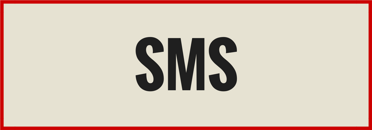SMS - DialMyCalls For Charity