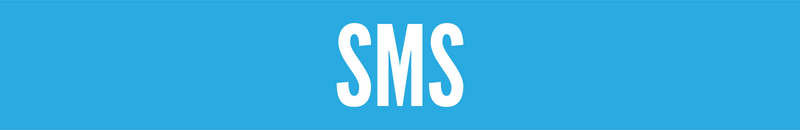 SMS - Top SMS Text Message Marketing Terms