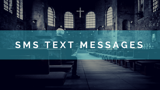 SMS Text Messages - Church Technology