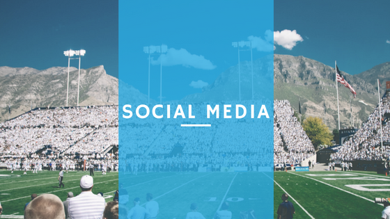 Social Media - College Athletic Recruits