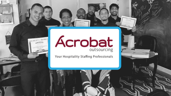 DialMyCalls Case Studies – Acrobat Outsourcing (Staffing Notifications)