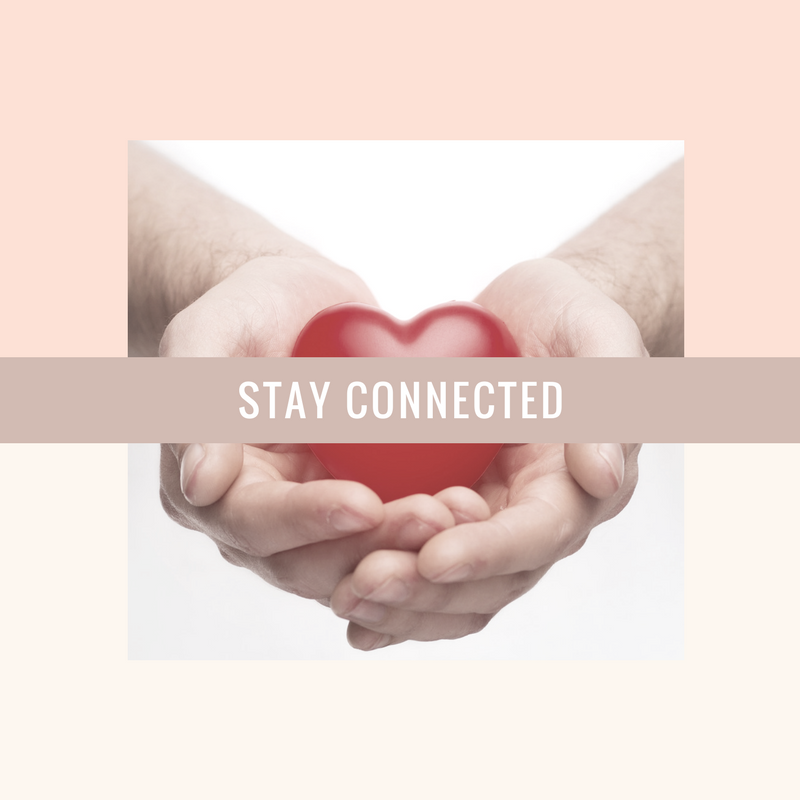 Stay Connected - Nonprofit Awareness Campaign Tips
