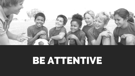 Summer Sports Leagues Tips - Be Attentive