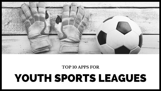 Top 10 Youth Sports League Apps