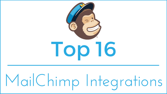 Top 16 Best MailChimp Integrations