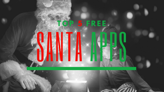 Top 5 Free Santa Apps for Kids