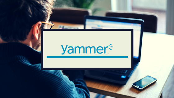 Yammer - Top Remote Worker Apps